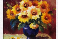 Sunflowers to own
