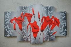 Calla Lily (Red)