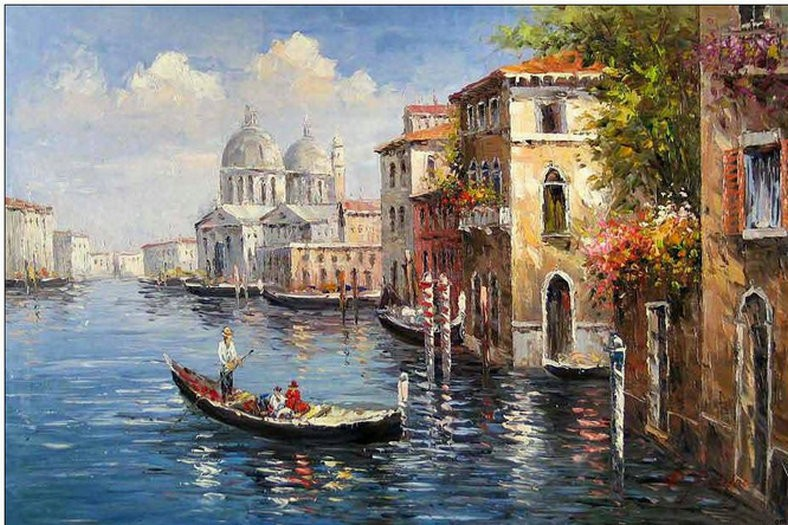 Slideshow Of Famous Paintings